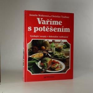 náhled knihy - Vaříme s potěšením