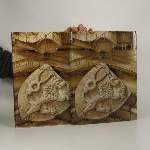 náhled knihy - Dějiny českého výtvarného umění 1/2 a 1/2. Od počátků do konce středověku (2 svazky)