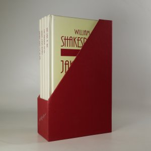 náhled knihy - Souborné dílo Williama Shakespeara. Svazek 1. - 4.