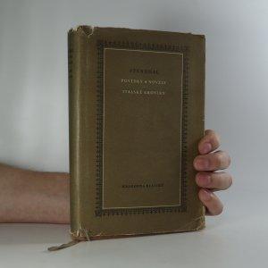 náhled knihy - Povídky a novely. Italské kroniky