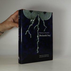 náhled knihy - Božanski boj