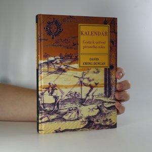 náhled knihy - Kalendář