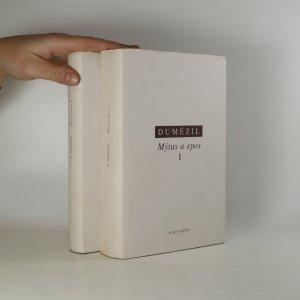náhled knihy - Mýtus a epos (1. a 2. díl)