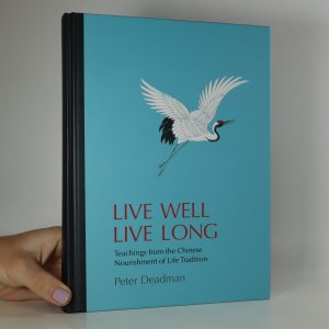 náhled knihy - Live Well Live Long