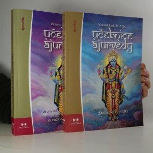 náhled knihy - Učebnice ájurvédy. 1. a 2. díl (2 svazky)