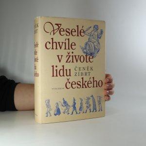 náhled knihy - Veselé chvíle v životě lidu českého