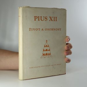 náhled knihy - Pius XII. Život a osobnost