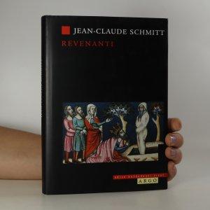 náhled knihy - Revenanti. Živí a mrtví ve středověké společnosti