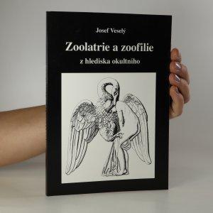 náhled knihy - Zoolatrie a zoofilie z hlediska okultního