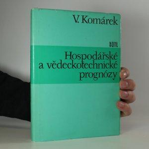 náhled knihy - Hospodářské a vědeckotechnické prognózy