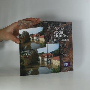 náhled knihy - Praha voda elektřina