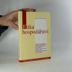 náhled knihy - Etika hospodářství