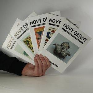 náhled knihy - 5x Nový Orient (ročník 2003, čísla viz poznámka)