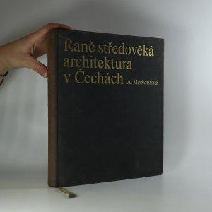 náhled knihy - Raně středověká architektura v Čechách