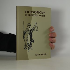 náhled knihy - Filosoficky o spravedlnosti