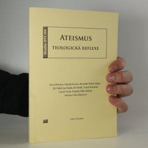 náhled knihy - Ateismus. Teologická reflexe