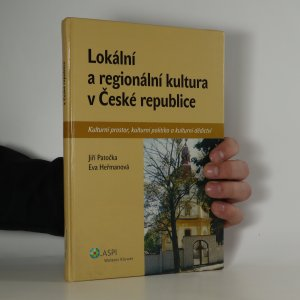 náhled knihy - Lokální a regionální kultura v České republice