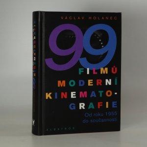 náhled knihy - 99 filmů moderní kinematografie