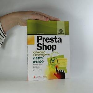 náhled knihy - PrestaShop. Vytváříme a provozujeme vlastní e-shop