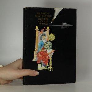 náhled knihy - Kalendář aneb Kniha o věčnosti a času (je cítit zatuchlinou)