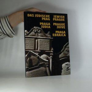 náhled knihy - Das jüdische prag. Jewish Prague. Praga Judia. Prague juive. Praga ebraica