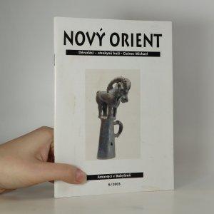 náhled knihy - Nový Orient (číslo 6)