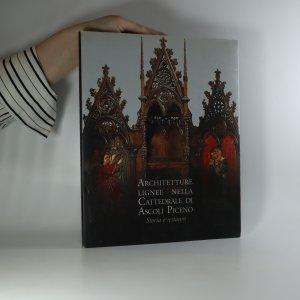 náhled knihy - Architetture lignee nella cattedrale di Ascoli Piceno
