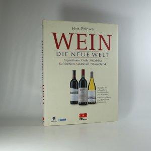 náhled knihy - Wein. Die Neue Welt