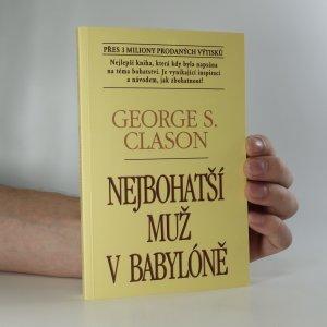 náhled knihy - Nejbohatší muž v Babylóně
