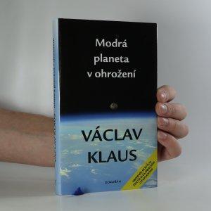 náhled knihy - Modrá planeta v ohrožení