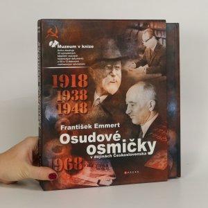 náhled knihy - Osudové osmičky v dějinách Československa