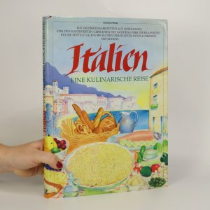 náhled knihy - Italien. Eine kulinarische Reise