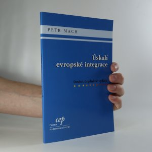 náhled knihy - Úskalí evropské integrace