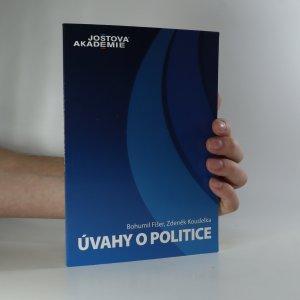 náhled knihy - Úvahy o politice