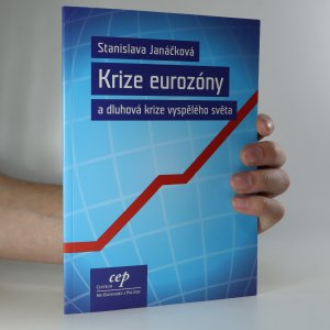 náhled knihy - Krize eurozóny a dluhová krize vyspělého světa