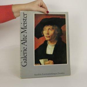 náhled knihy - Galerie Alte Meister. Staatliche Kunstsammlung Dresden. (12 barevných reprodukcí)
