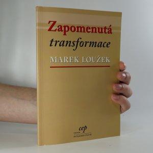 náhled knihy - Zapomenutá transformace