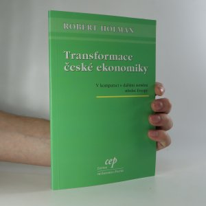 náhled knihy - Transformace české ekonomiky