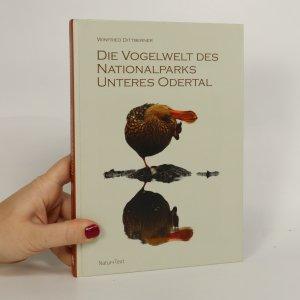 náhled knihy - Die Vogelwelt des Nationalparks Unteres Odertal