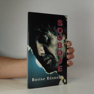 náhled knihy - Souboje Borise Rösnera (s podpisem Jolany Matějkové, viz foto)
