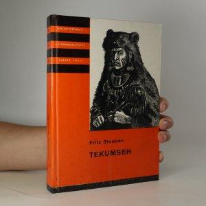 náhled knihy - Tekumseh (3. díl)