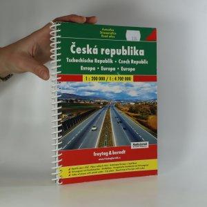 náhled knihy - Česká republika. Autoatlas 1 : 200 000