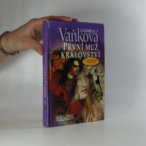 náhled knihy - První muž království (1. díl lucemburské trilogie)