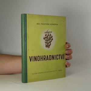 náhled knihy - Vinohradnictví (je cítit zatuchlinou)