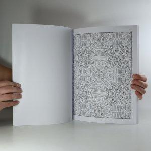 antikvární kniha Antistresové omalovánky. Květinové vzory, 2016