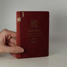 náhled knihy - Kalendář Svazu zaměstnanců Sboru národní bezpečnosti 1950