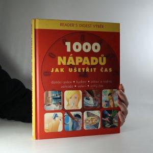 náhled knihy - 1000 nápadů jak ušetřit čas
