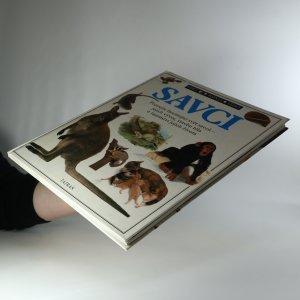 antikvární kniha Savci, 1991