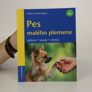 náhled knihy - Pes malého plemene