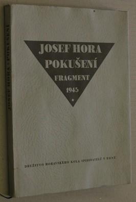 náhled knihy - Pokušení : fragment : 1945